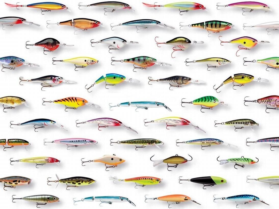 Рассказ о троллинговых приманках и инвентаре рыбака фото