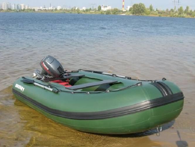Надувные лодки ПВХ фото