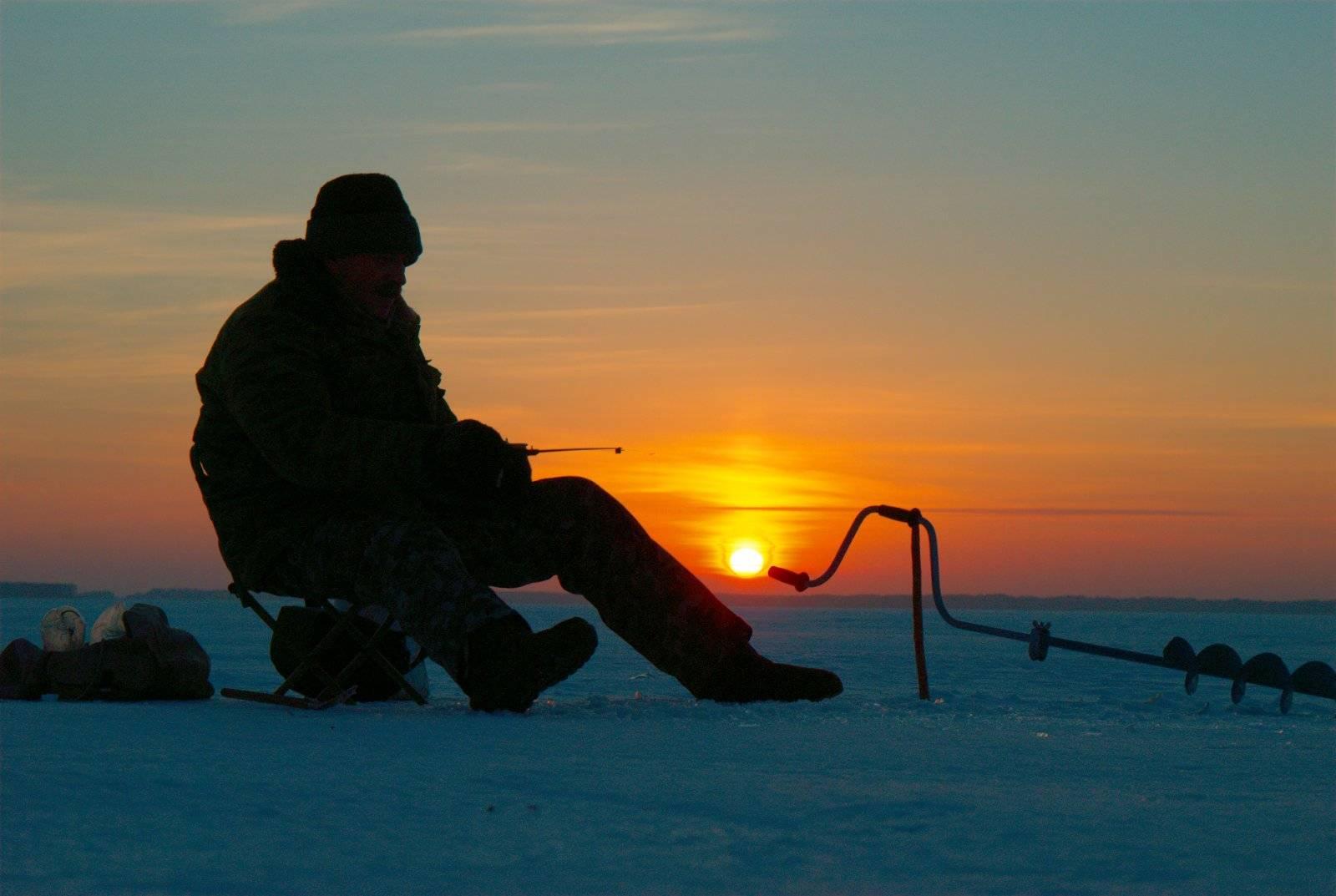 Важные моменты рыбной ловли в зимнее время фото