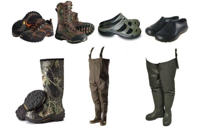 Обувь для рыбалки фото