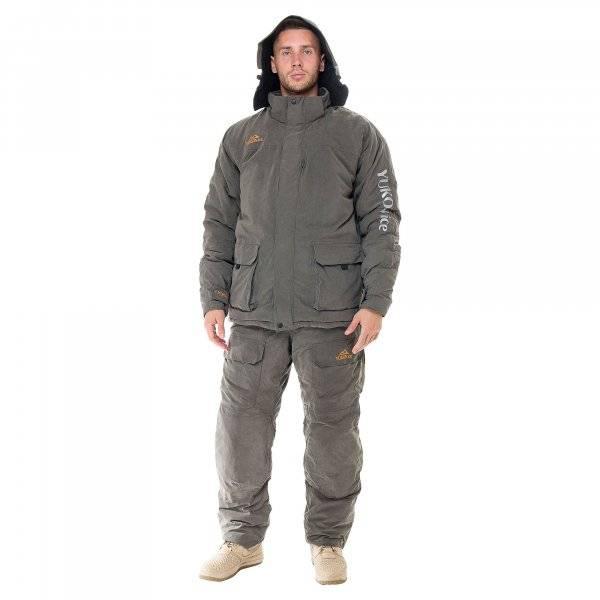 В продаже зимние костюмы бренда HUNTSMAN фото