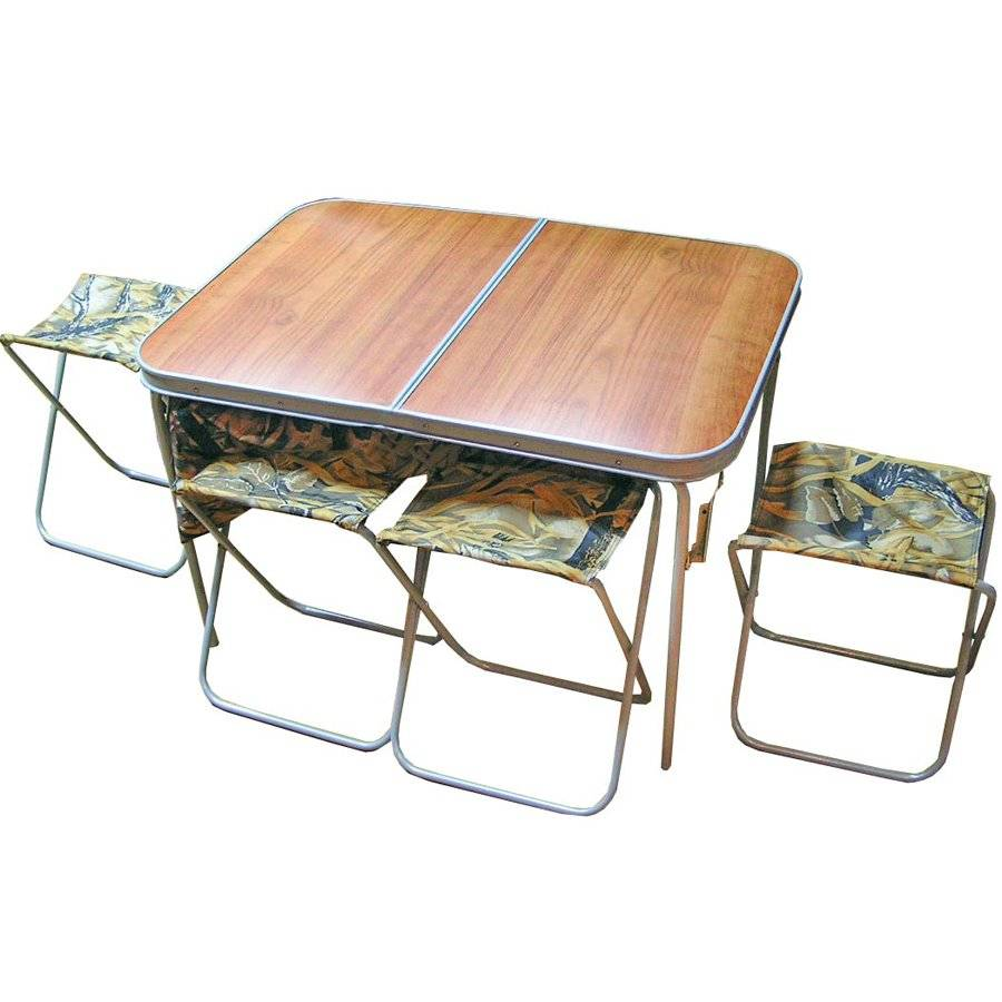 Поступление наборов мебели для отдыха, стульев, мангалов фото