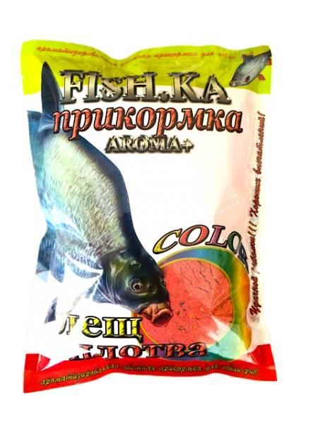 Поступление прикормки FISH.KA в наши магазины фото