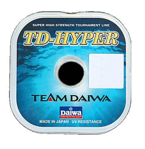 леска Daiwa Td-hyper Tournment UVCut 0,30-100м в интернет магазине Причал, фото