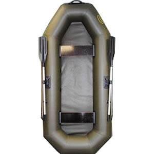 лодка надувная из ПВХ СТРЕЛКА 270/280 люкс сумки под сиденья,носовая сумка,транец навесной, леер в интернет магазине Причал, фото