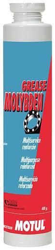 смазка MOTUL MOLYBDEN NLGI 2 (0,4кг) 100923 многоцелевая,усилена MoS2 от-20*до+150* отличная влагостойкость. в интернет магазине Причал, фото
