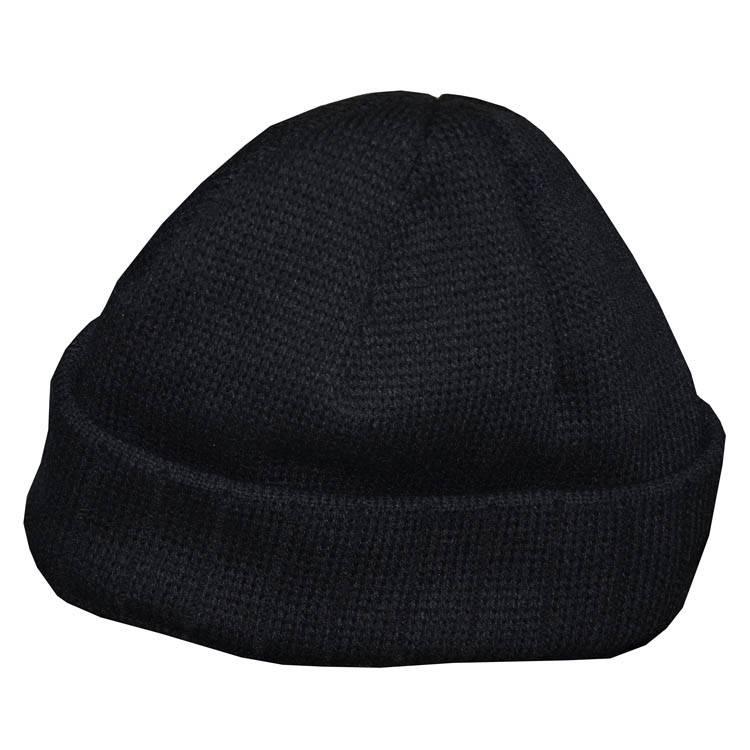 шапка зимняя вязаная тонкая в интернет магазине Причал, фото