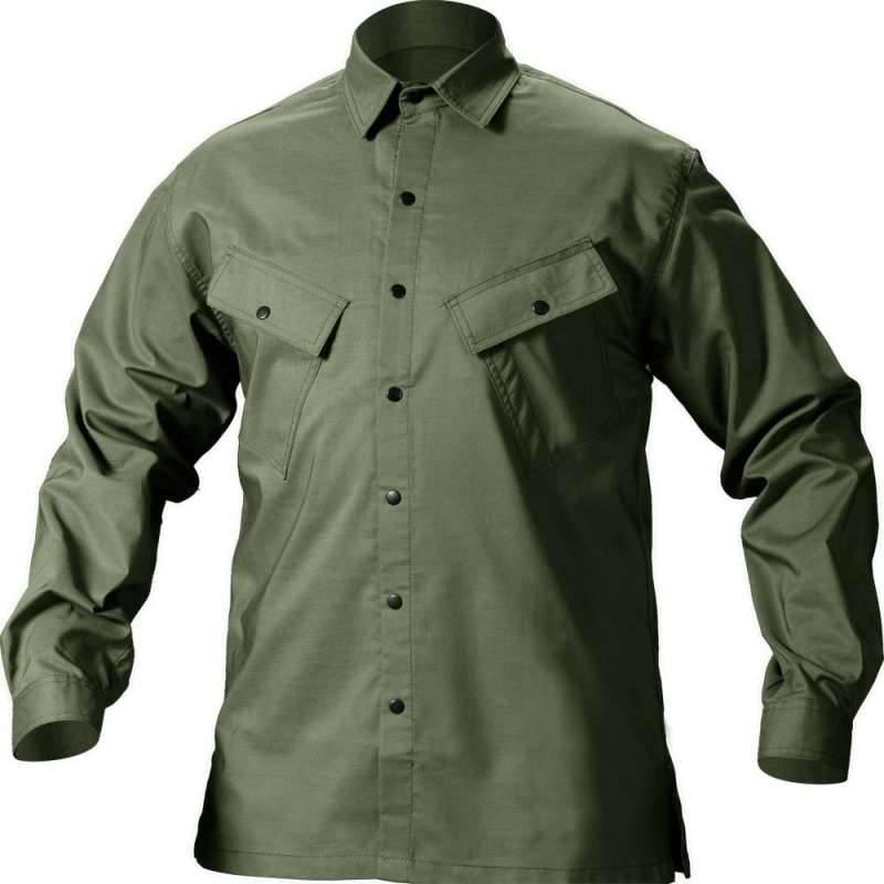 рубашка NOVA TOUR Лайт р.XL/56-58 Хаки 43058-505-XL в интернет магазине Причал, фото