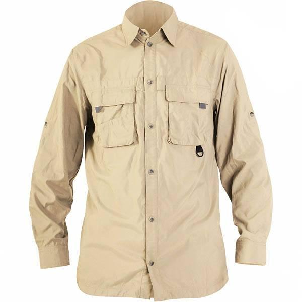 рубашка Norfin COOL LONG SLEEVES р.M в интернет магазине Причал, фото
