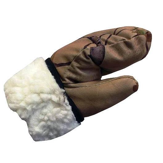 рукавицы Алом-Дар (оксфорд+иск.мех) в интернет магазине Причал, фото