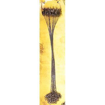 Поводки вольфрам неоснащенные ПВН2 20см 9кг в интернет магазине Причал, фото