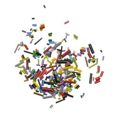 кембрики ПВХ набор нарезные разноцветные в интернет магазине Причал, фото