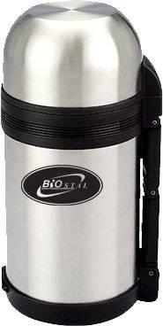 Термос Биосталь NG-1000-1 1л универсальный, ручка в интернет магазине Причал, фото