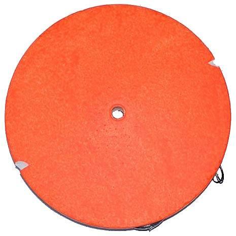 кружок д.120мм оснащенный в сумке (5ш) в интернет магазине Причал, фото