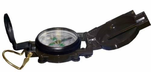 Компас 45-2 DC с плав.катушкой (зеленый) в интернет магазине Причал, фото