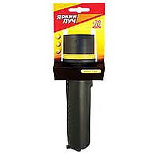 Фонарь Яркий луч E320 резина 3хR20 криптон в интернет магазине Причал, фото