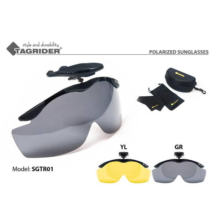 очки на козырек для рыбалки