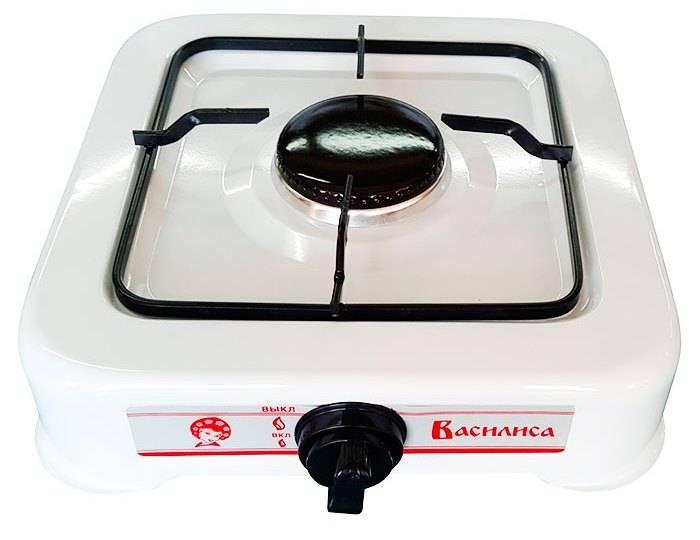 плита газовая ВАСИЛИСА ГП1-540 (10) 1 конфорочная