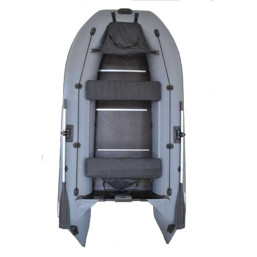лодка надувная из ПВХ СТРЕЛКА 330Люкс d=42см транец,киль,жесткий пол,носовая сумка в интернет магазине Причал, фото