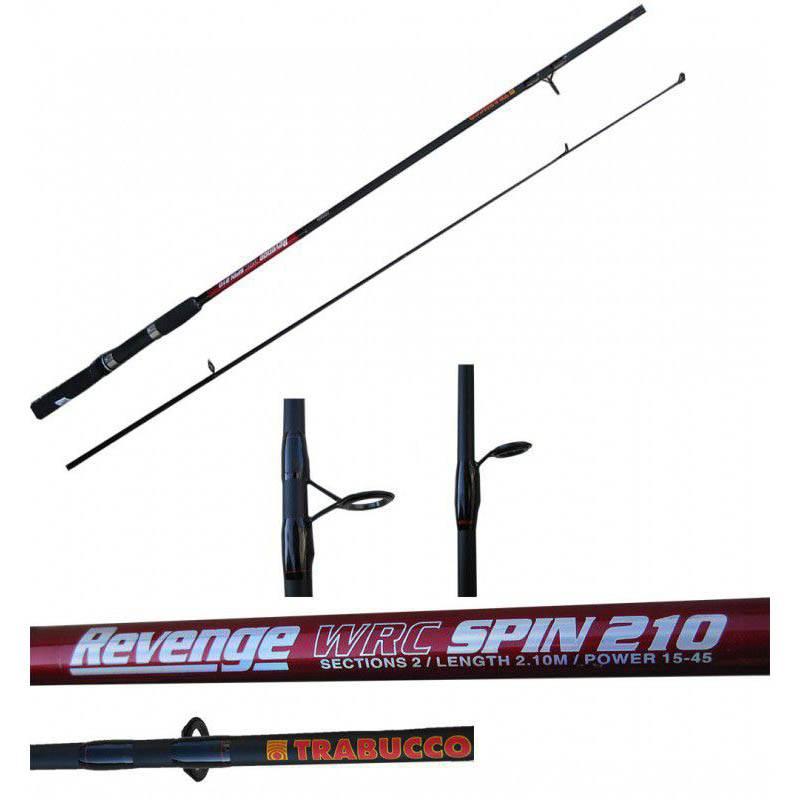 спиннинг Revenge Spin №6 2,4м 10-30гр в интернет магазине Причал, фото