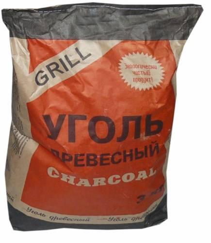 уголь древесный 3кг/15л в интернет магазине Причал, фото