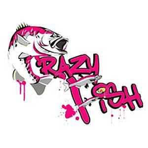 Crazy Fish каталог товаров с фото