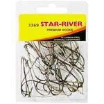 крючок Star-River 3369 №3/0 незацепляйка с длинным цевьем в интернет магазине Причал, фото
