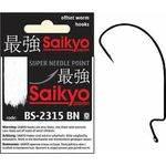 крючок Saikyo BS-2315 BN №5/0 офсетный в интернет магазине Причал, фото