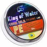 плетенка King of Water Pe NEW 100м 0.24mm в интернет магазине Причал, фото