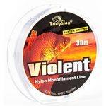 леска Toughlon Violent 30m 0,25mm-9,17кг в интернет магазине Причал, фото