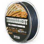 плетенка RYOBI PE TOURNAMENT 4*120m d 0.128 5.5kg Grey RB4G128 в интернет магазине Причал, фото