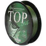 плетенка RYOBI PE TOP 4*120m d 0.185 6.0kg Dark green RB4DG18 в интернет магазине Причал, фото