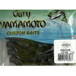 """кальмар силикон GaryYamamotoKreature4"""" 10см 208 GY-5-07-208 в интернет магазине Причал, фото"""
