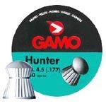пули GAMO HUNTER 4,5мм (250шт) в интернет магазине Причал, фото