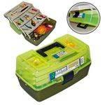 ящик рыболова Salmo пласт. 3х-пол малый 1703 в интернет магазине Причал, фото