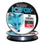 леска зим. Balsax IceFox 30m 0.18mm 3.52кг 13-12-20-180