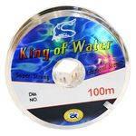 леска King of Water 100м 0.12mm в интернет магазине Причал, фото
