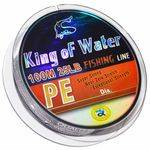 плетенка King of Water Pe NEW 100м 0.22mm