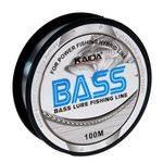 леска Kaida 319 Bass New прозрачная 100м 0.18mm в интернет магазине Причал, фото