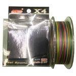 плетенка BenDao G-soul X4 цветная 100м 0.35mm в интернет магазине Причал, фото