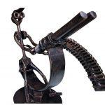сувенир Пулеметчик бронза в интернет магазине Причал, фото