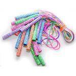 скакалка Sprinter 2632  шнур силикон ,плас.ручки 2.2м в интернет магазине Причал, фото