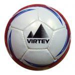 мяч футбольный Virtey  красн/син/белый в интернет магазине Причал, фото