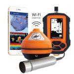 эхолот ПРАКТИК 7 Wi-Fi Универсал(блок+маяк +провод.датчик) BWF в интернет магазине Причал, фото