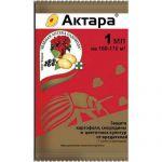 Средство от садовых вредителей Актара жидкая 1мл ЗАС (колорадский жук, тля) в интернет магазине Причал, фото