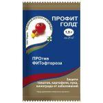 Средство от болезней растений Профит ГОЛД ВДГ 1,5г ЗАС в интернет магазине Причал, фото