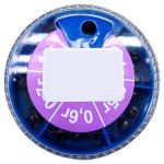 грузила свинцовые набор Мастер 0,4-1,0гр 20гр. в интернет магазине Причал, фото