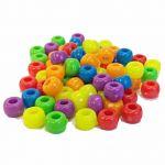 бисер пластик цветной мелкий в интернет магазине Причал, фото