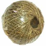шпагат льняной 100м(клубок) в интернет магазине Причал, фото