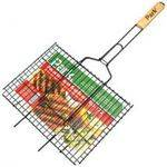решетка-барбекю PARK RD-172 35х25х2см, 70см сталь с антипригар. покр. в интернет магазине Причал, фото